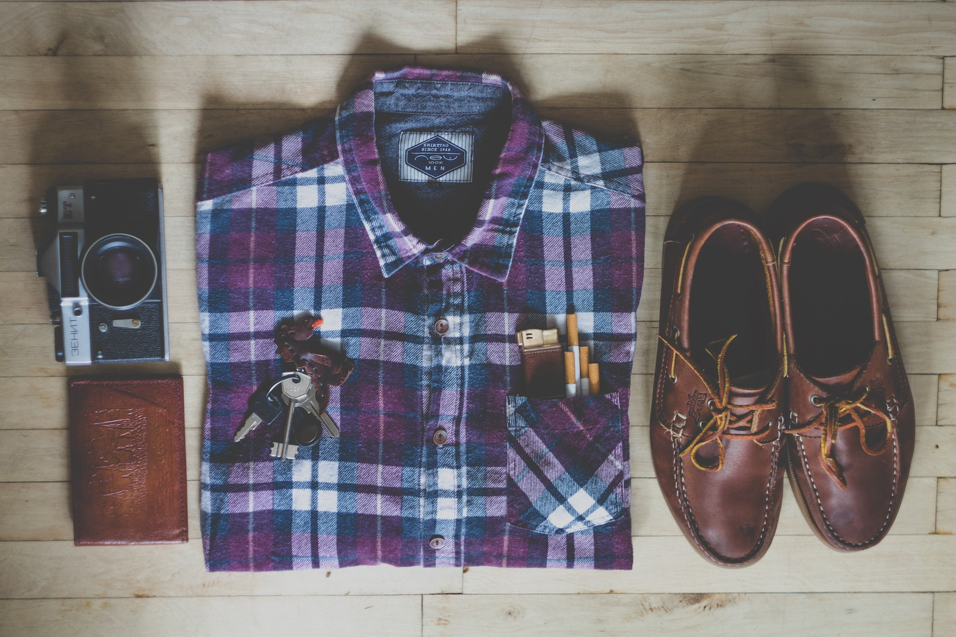 Hipster Style Outfit