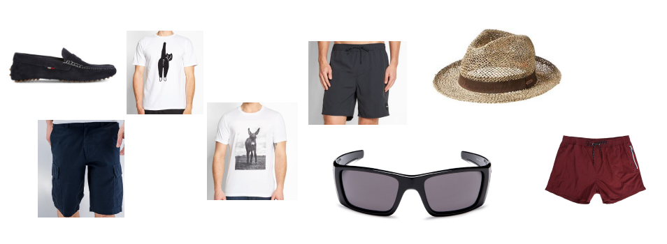 Hipster Style Strandoutfit 2