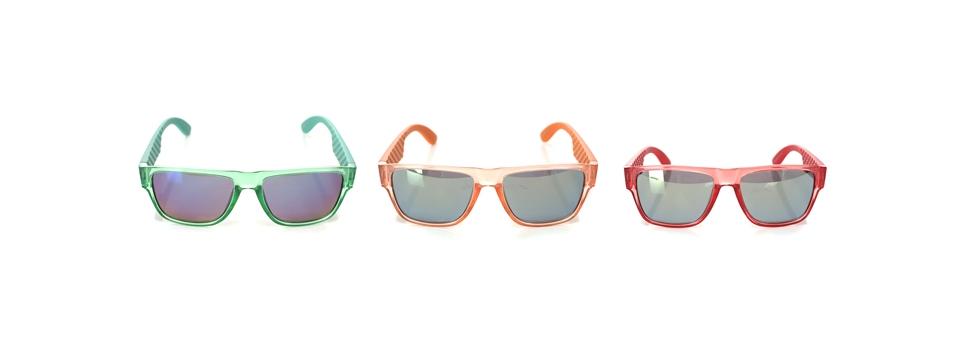 Stylische Sonnenbrillen Jungs