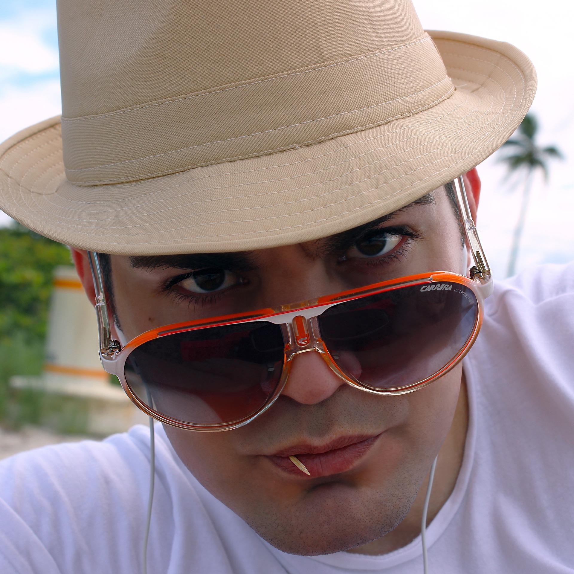 Streetwear Sonnenbrille