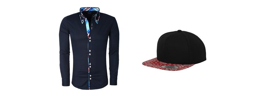 Swag Style Cap und Hemd