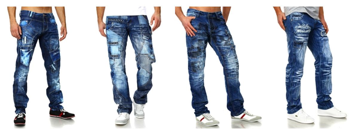 Kosmo Lupo Jeans Kollektion