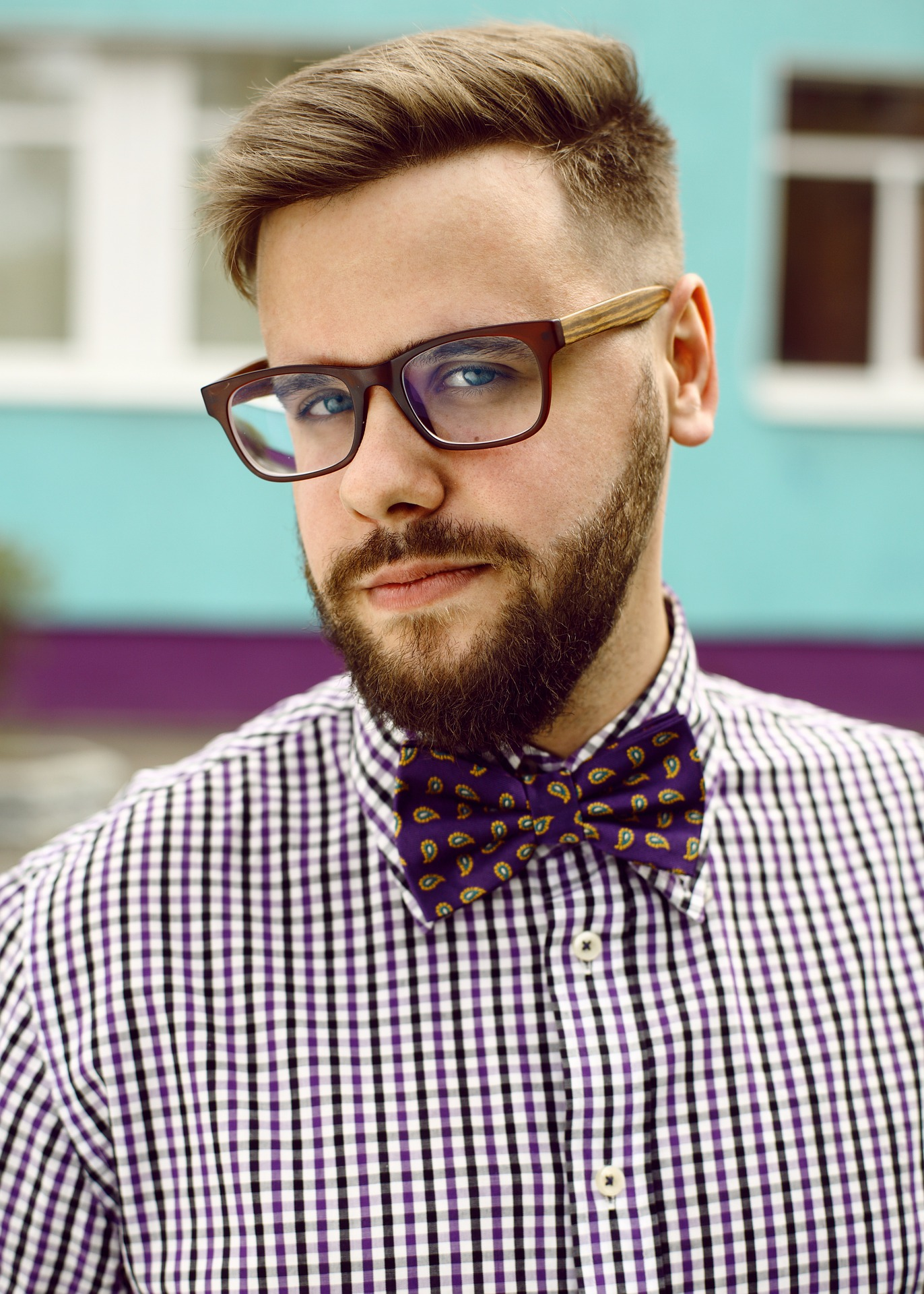 Brillen und Sonnenbrillen Trend 2016 Männer