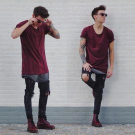 Swag Style Longshirt 1