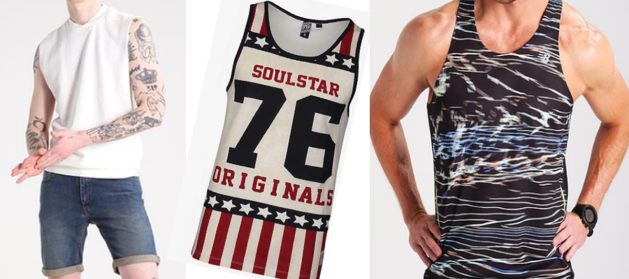 Collage Tanktops