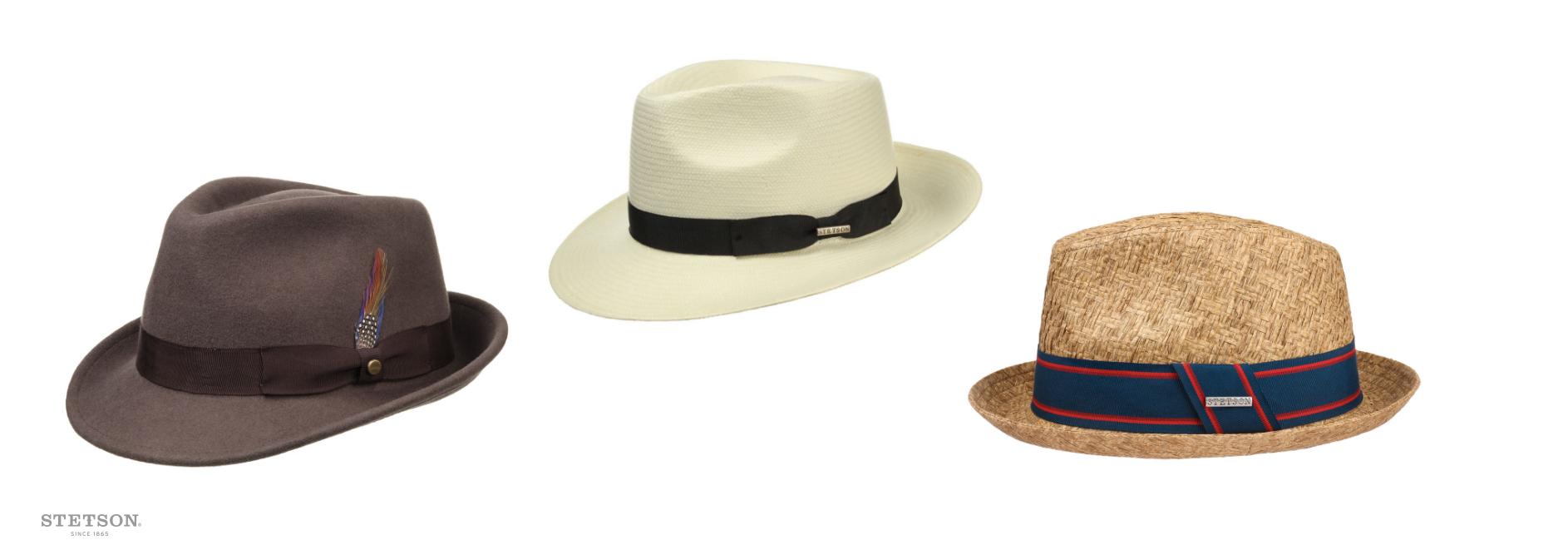 Hipster Hüte von Stetson