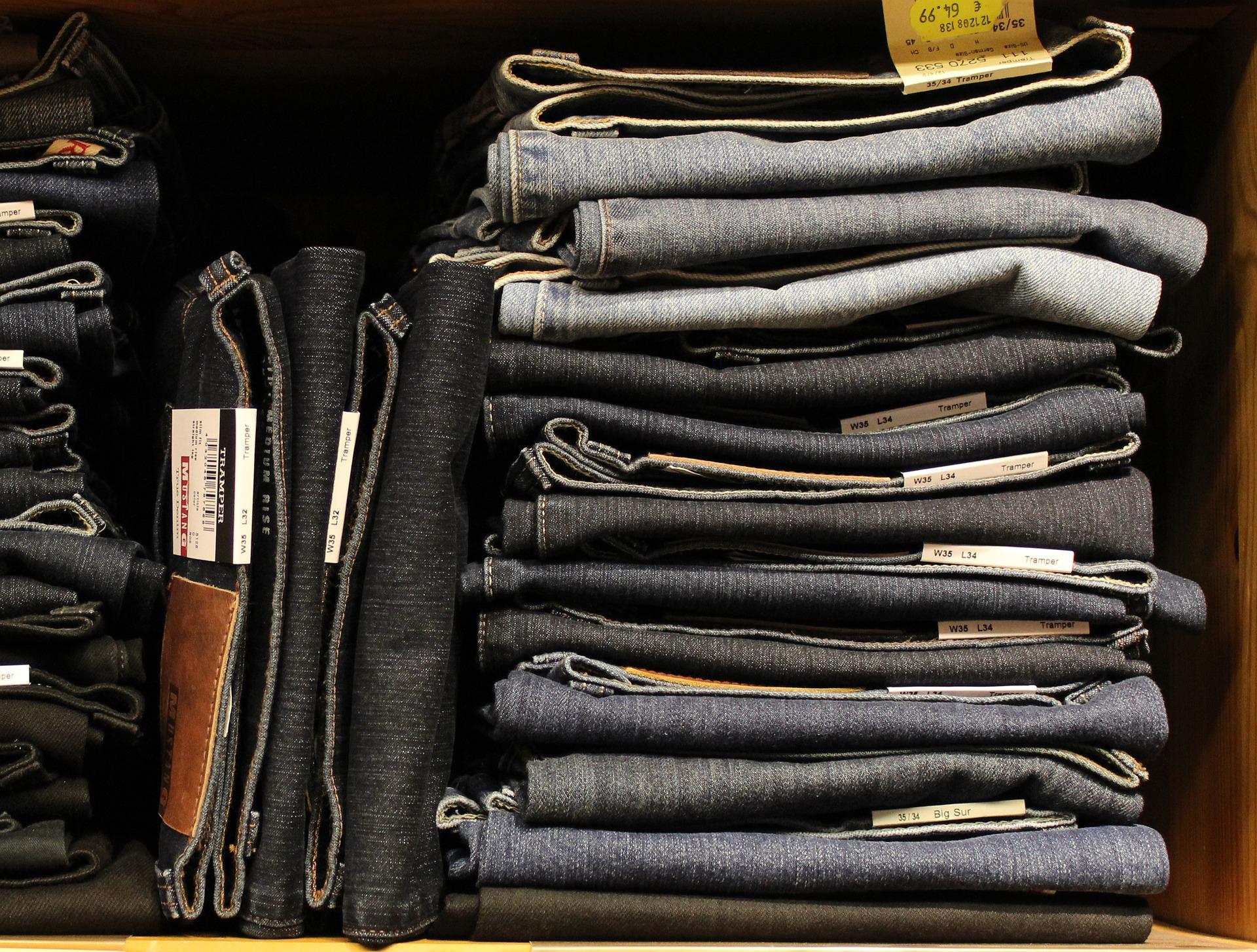 Hosenarten für Männer Jeans