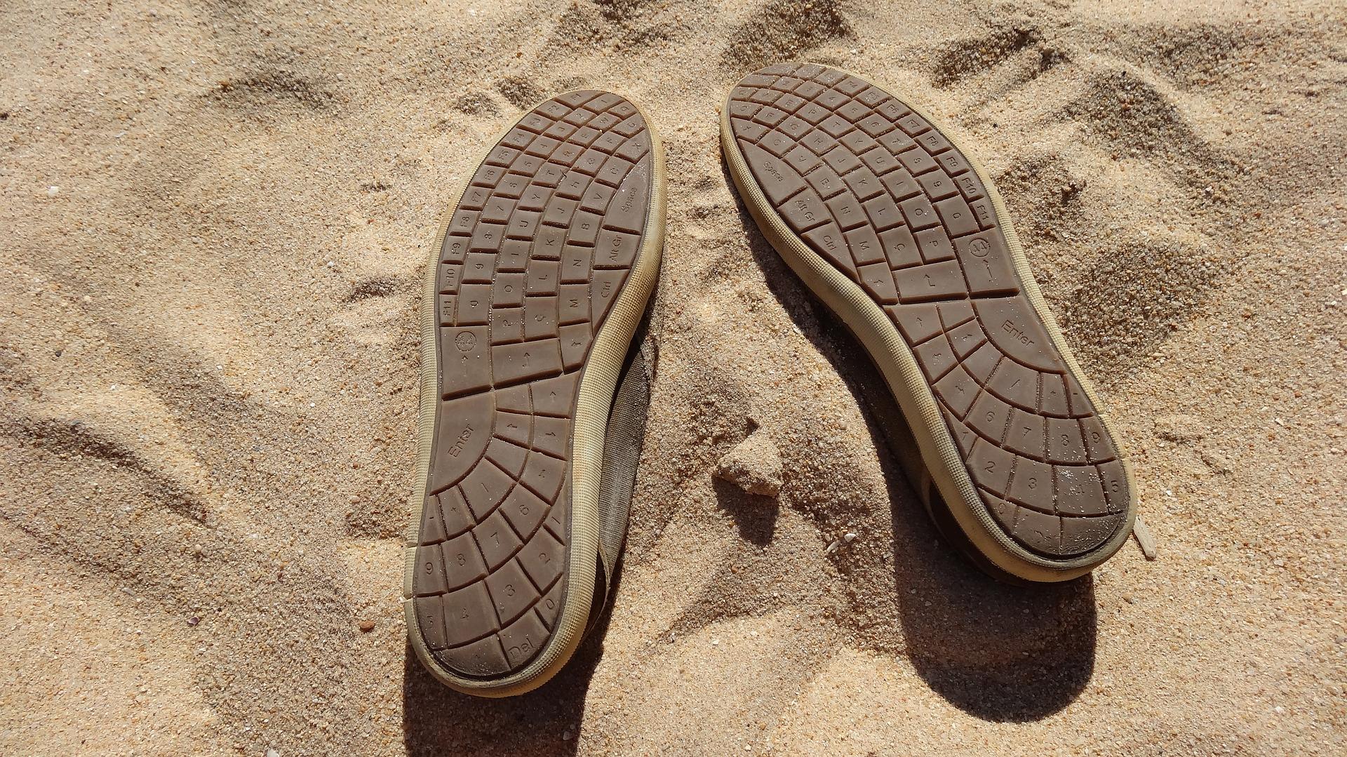 Sommerschuhe Slip Ons für Herren